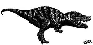 The last tyrannosaur