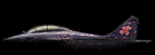 MiG-35 -Zipang- by slowusaurus