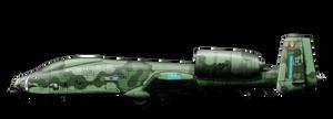 QA-10C Warthog II