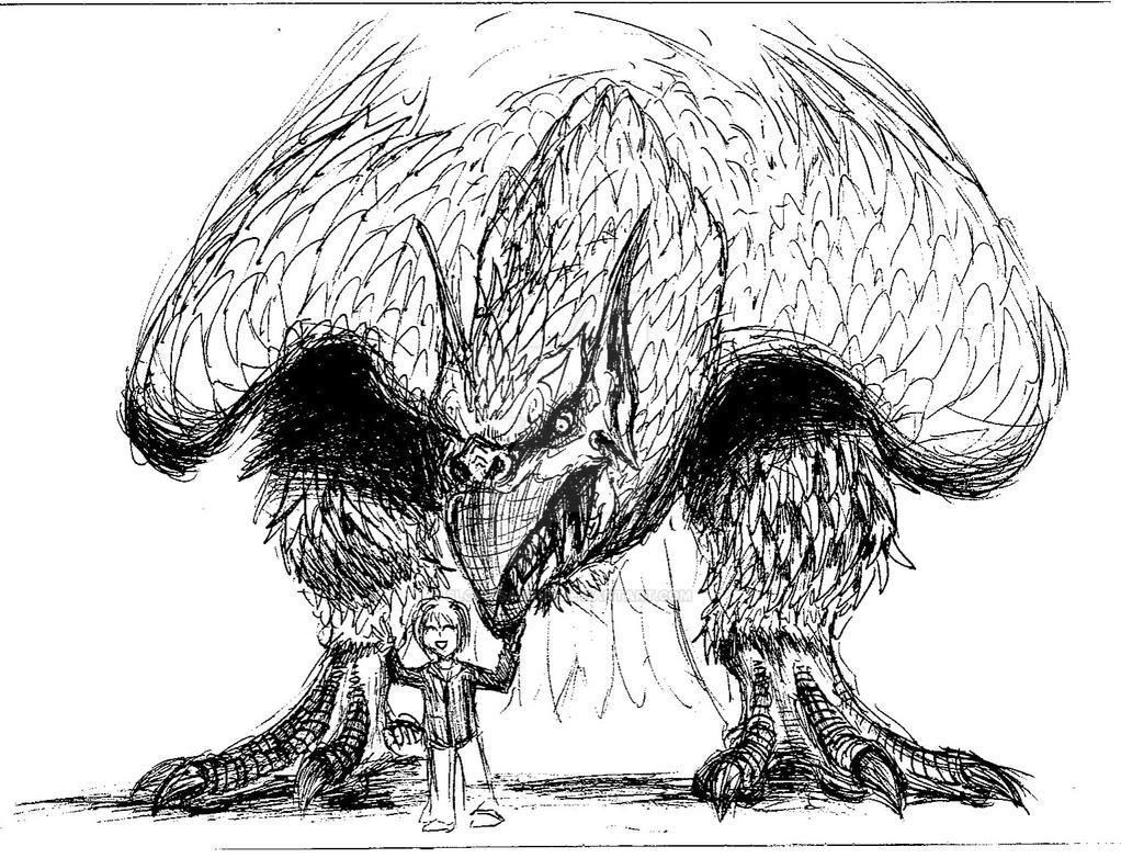 My Friend Garuda By Slowusaurus On DeviantArt