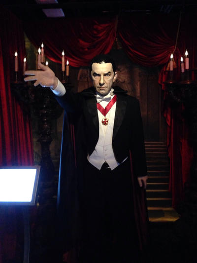 Count Dracula by kmtvm123