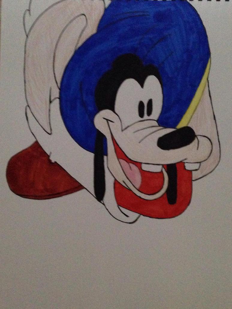 Goofy  by kmtvm123