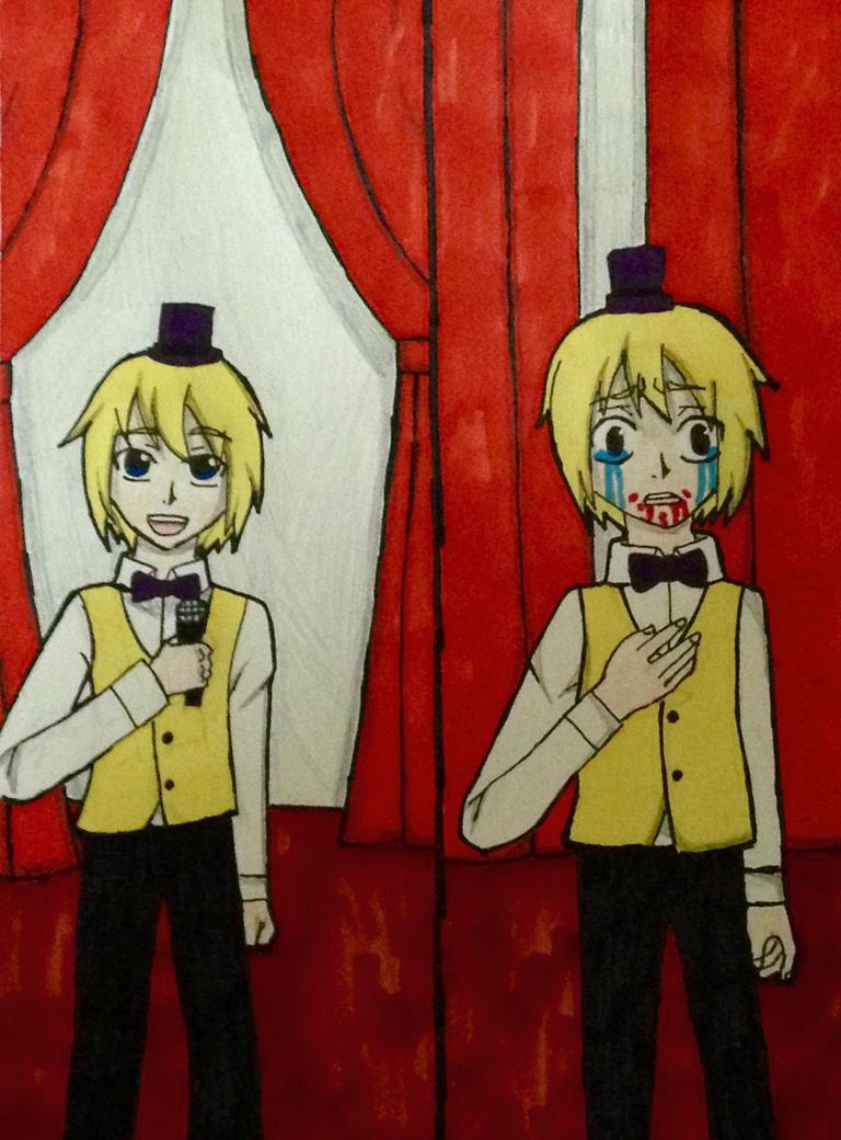 Fredbear aka Golden Freddy by kmtvm123