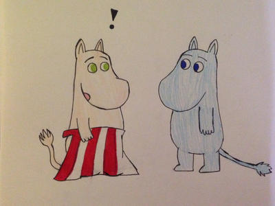 Requests - Moominmamma shrunk by kmtvm123