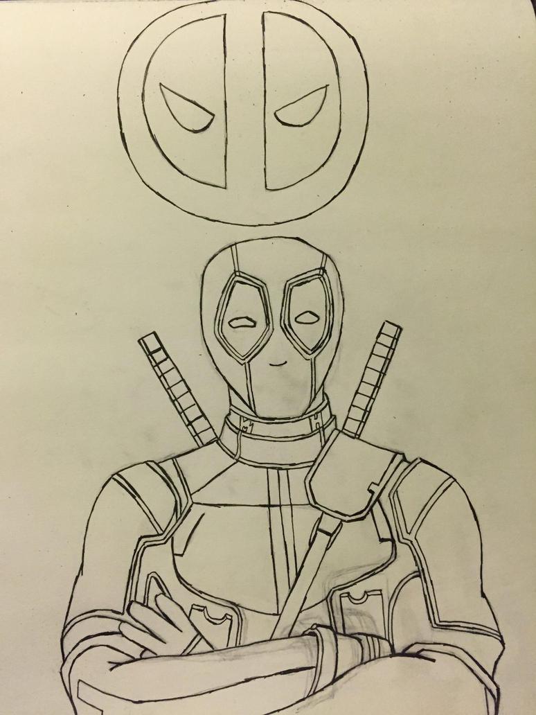 Deadpool  by kmtvm123