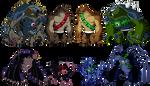 Omniverse-Restored Ultimates