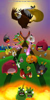 Angry Bird - From the tablet to the big screen