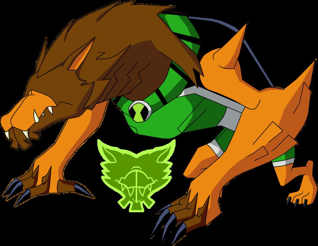 Biomnitrix Unleashed - Wildwolfer by rizegreymon22