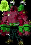 Biomnitrix Unleashed - Frankenarms