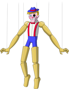 Monster Smash - Puppet Pete