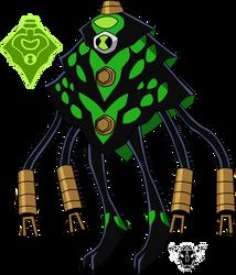 Biomnitrix Unleashed - AmpFeedian by rizegreymon22