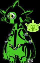 Biomnitrix Unleashed - Upgraditto by rizegreymon22