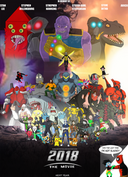 2018 - The Movie by rizegreymon22