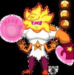 SU Crystal Star Fusion - Sunstone (Rose)