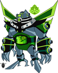 Biomnitrix Unleasthed - Nanogut by rizegreymon22