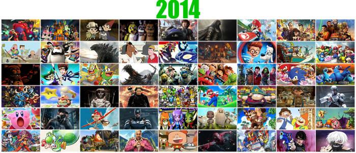 Farewell 2010's - 2014