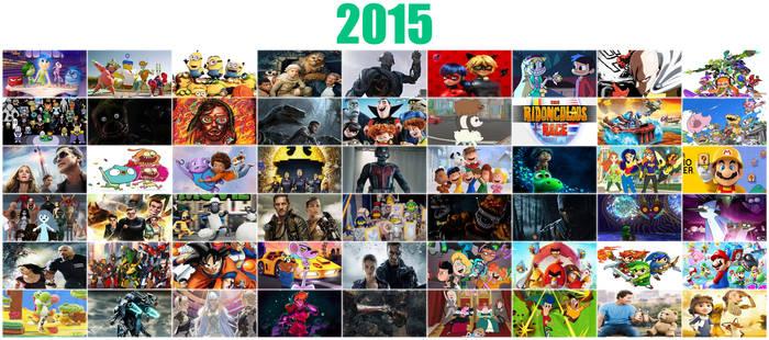 Farewell 2010's - 2015