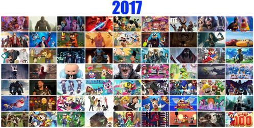 Farewell 2010's - 2017