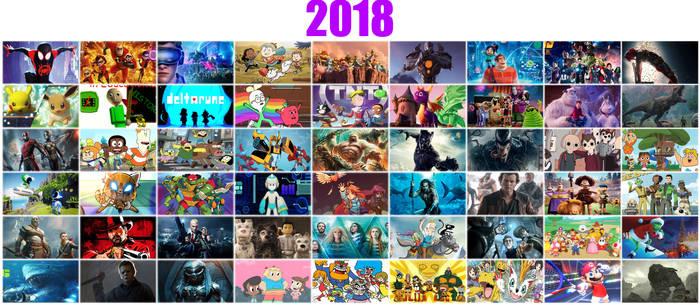Farewell 2010's - 2018