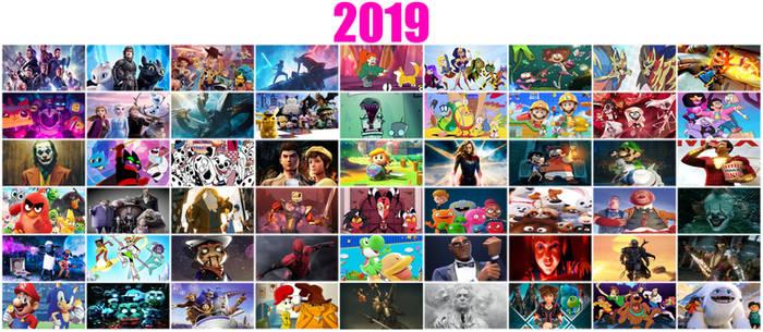 Farewell 2010's - 2019