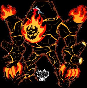 Into the Omniverse - Ultimate Heatblast
