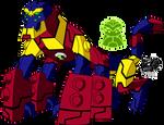 Biomnitrix Unleashed - Spiderbloxx