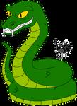 Com - Serpentinas the snake