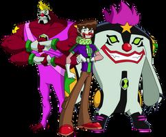 Collab - Killer Clown Ben