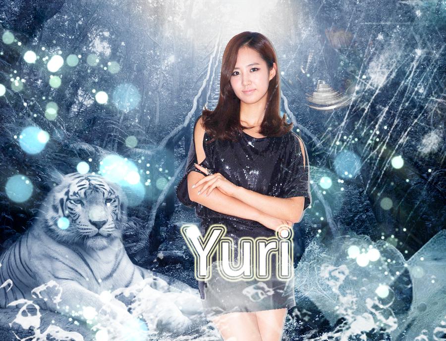 Yuri SNSD Girls Generation Wallpaper By ToraLoex