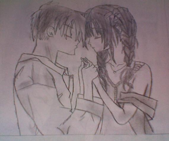 Romance Anime by writingismylife