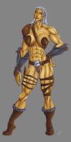 Galatea, the Golden Golem