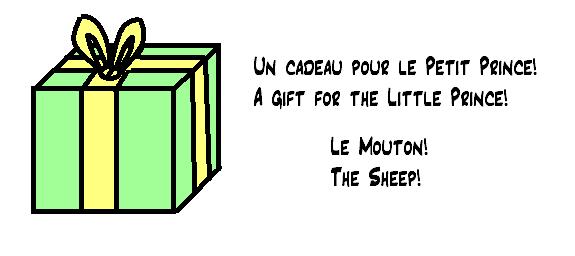 A Gift by Karen-chanOVERDRIVE