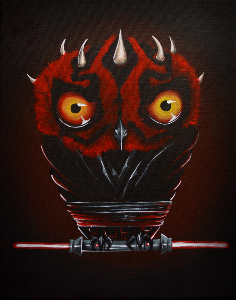 Darthmowl by petmonkey202