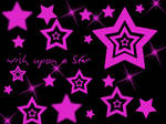 Wish Upon A Star Background