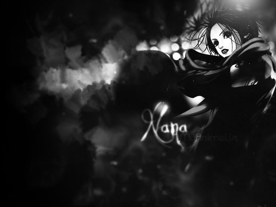 nana wallpaper by winryheart on deviantart