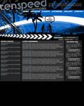 Ten Speed Promotions: Website