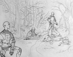 Elf Hunters