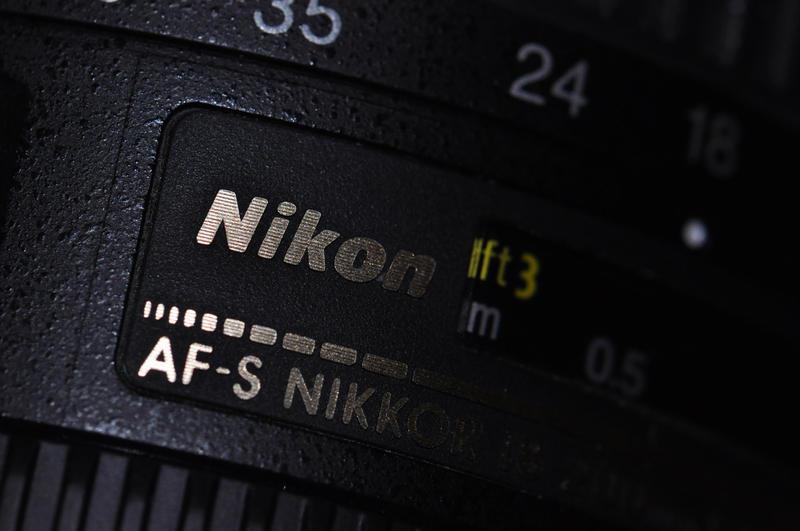 I Heart Nikon by cyspence