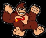 Donkey Kong Art