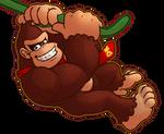 Swinging Donkey Kong