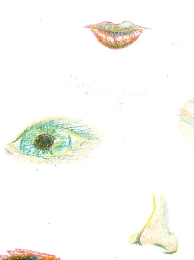 Color Practice by Vanna1994