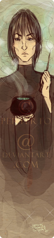 Sneep bookmark by Perterto