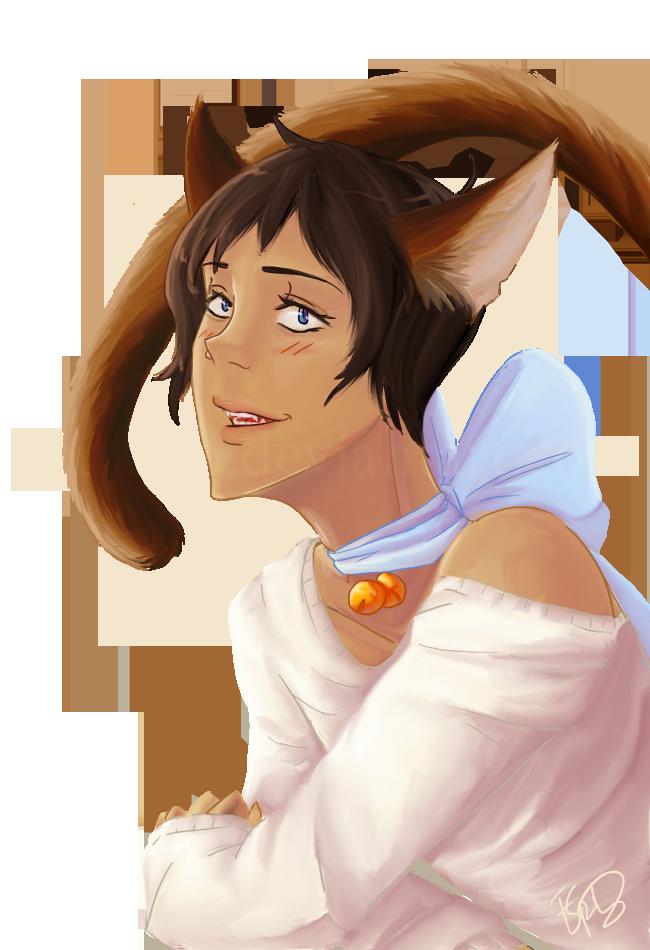 Kitty Lance Take 2 by Perterto