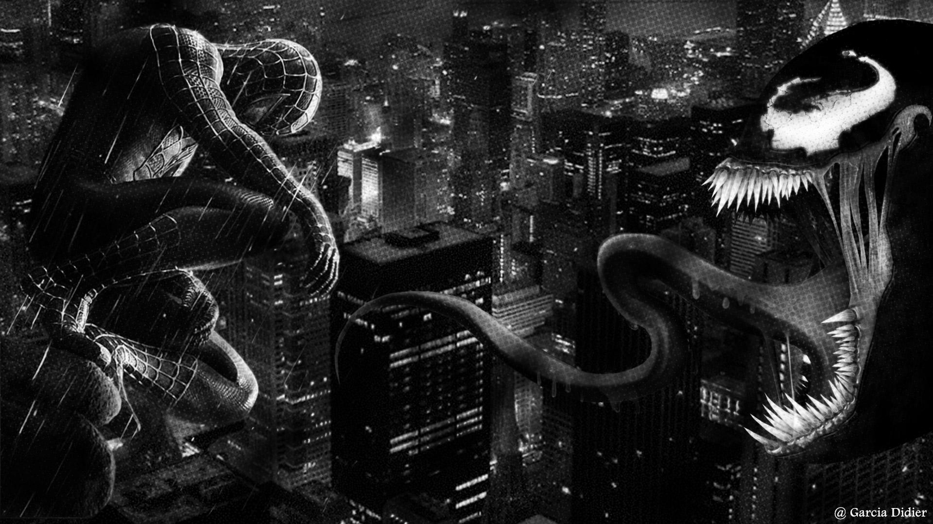 Fond ecran spiderman by dgarcia57 on deviantart for Fond decran style