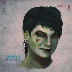 Jack of Hearts - Adam by suzumetori