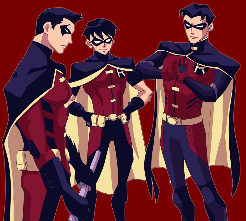robin by commandervargus