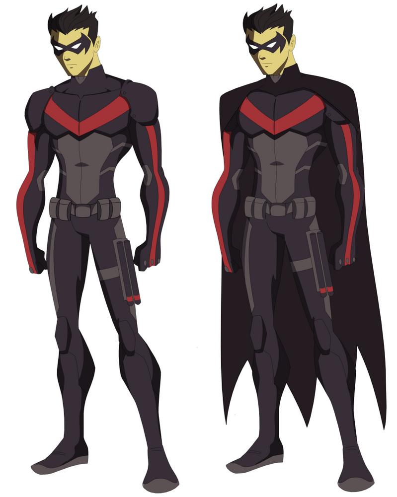 comissioner robin by commandervargus