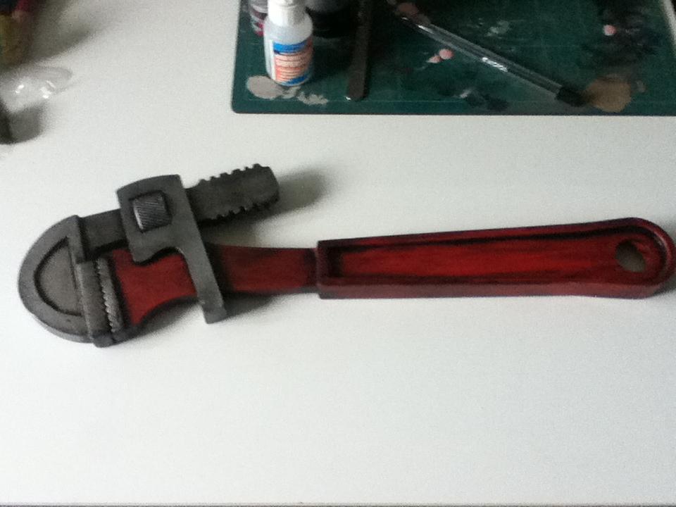 bioshock wrench by sam1337
