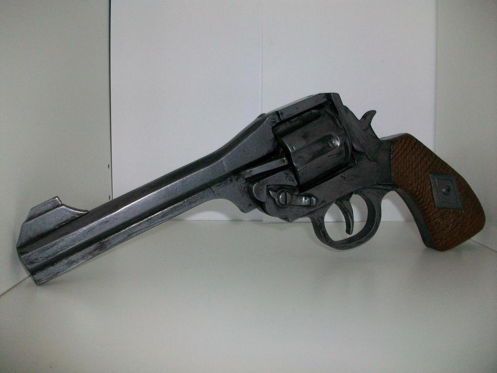 bioshock pistol for sale by sam1337