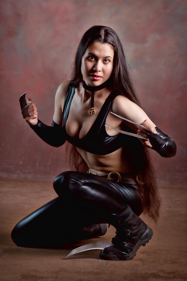 X-23: Claws by ocwajbaum